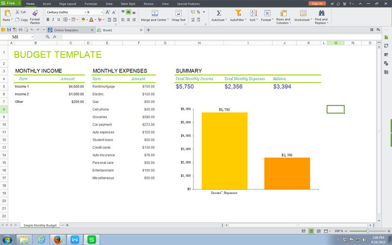 wps office  u2013 personal and home edition